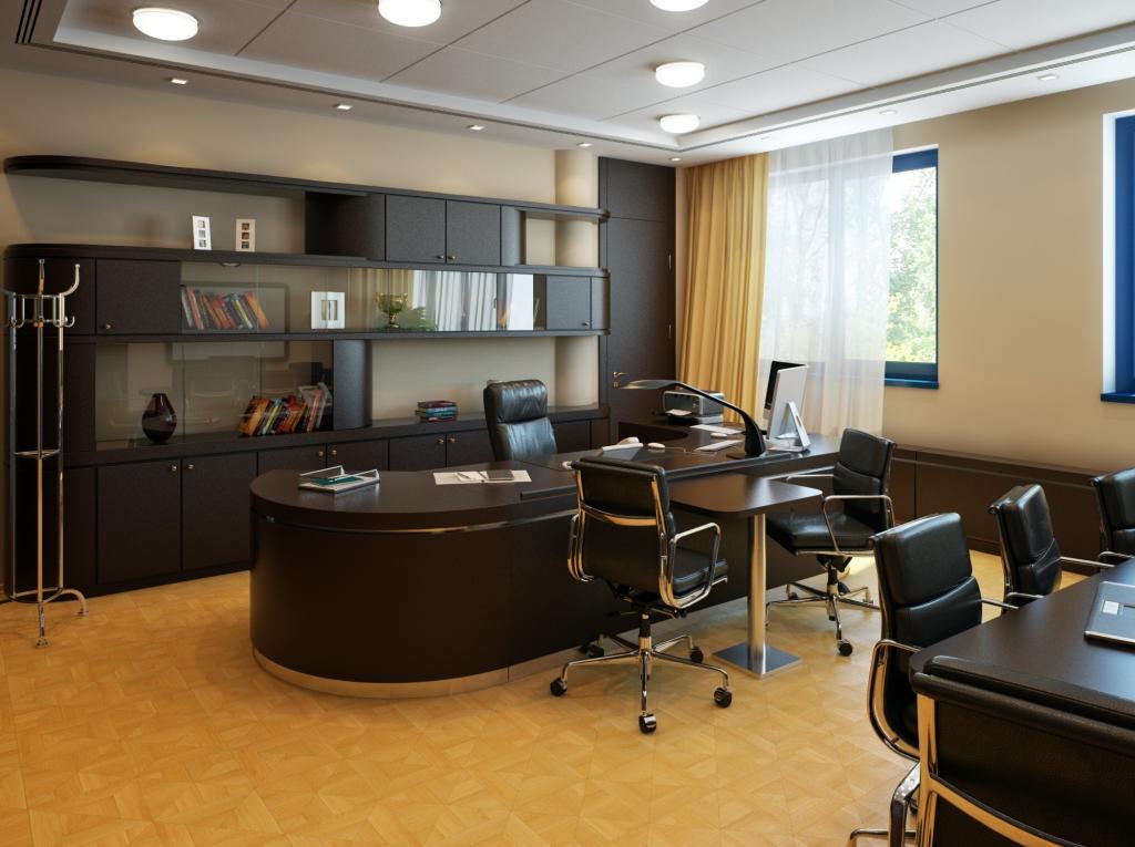 Дизайна кабинета руководителя